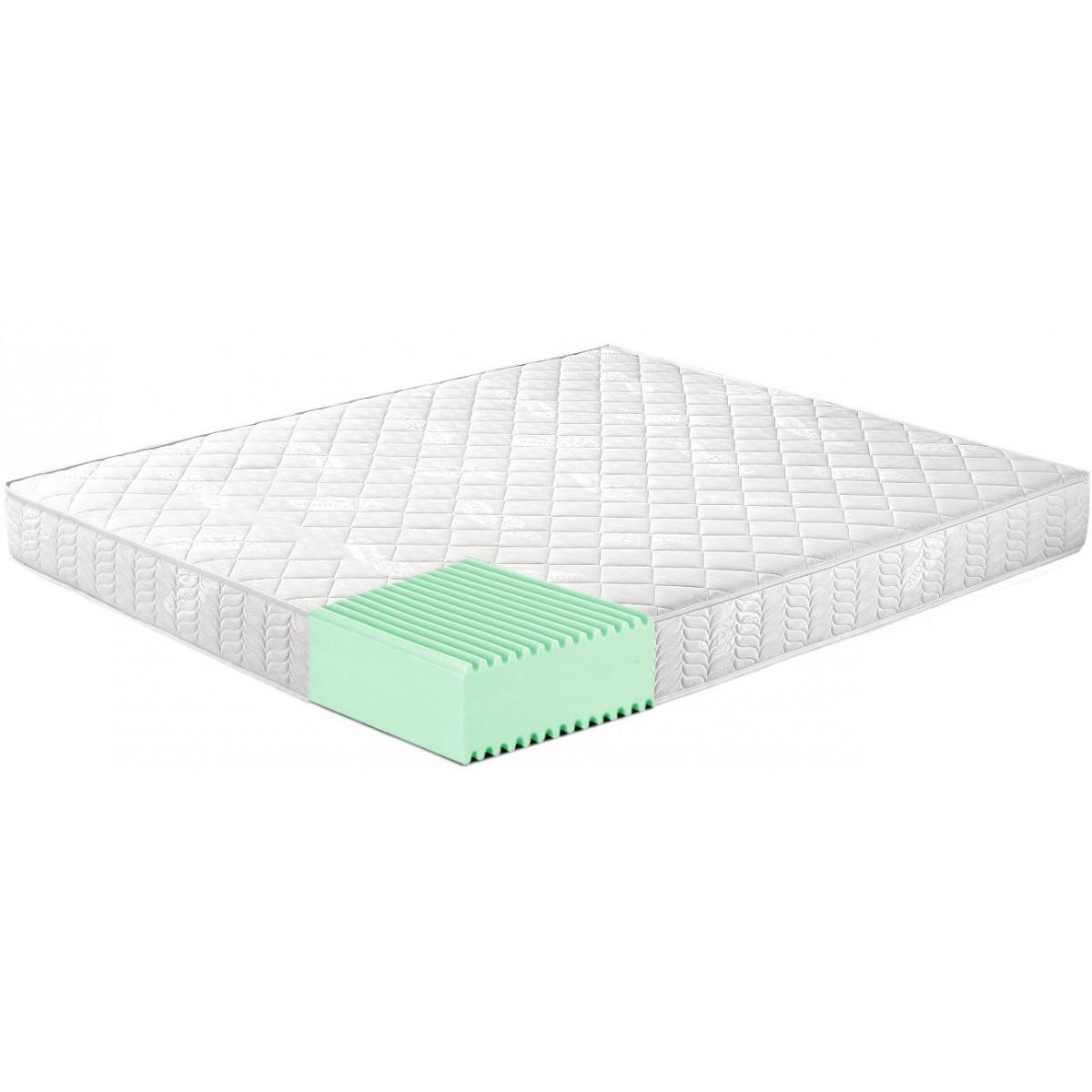 Misure letto singolo standard miasuite materasso singolo in water foam x alto cm con - Materasso memory ikea opinioni ...