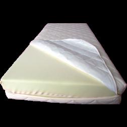 Materasso schiumato ad acqua Greencoat modello Turchese