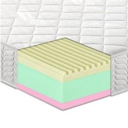 Materasso in memory foam 3 strati mod. Agata