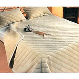 Coperta in lana merinos modello Berillium