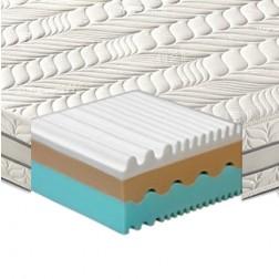 Materasso in memory foam AirCloud 3 strati modello Quarzo