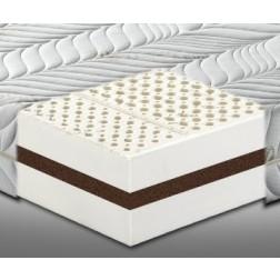 Materasso lattice e cocco Xtrair+Cocolayer modello Tormalina sostenitivo